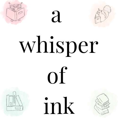 grab button for A Whisper Of Ink